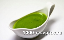 Соус Mojo de cilantro