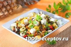 Фруктово-овощное рагу по-тайски