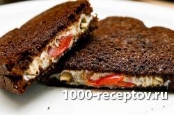 Бутерброд по-итальянски
