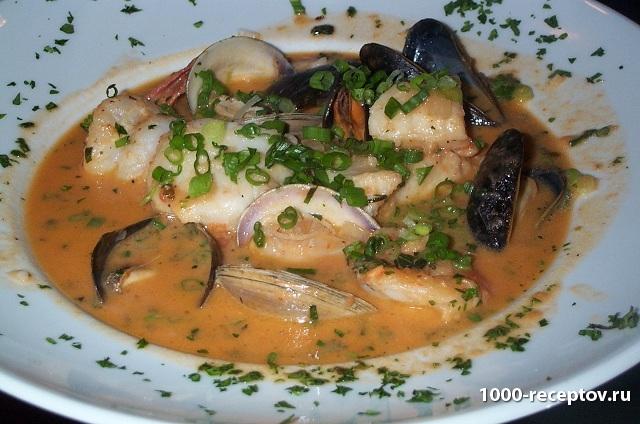буйабес, французский суп, bouillabaisse, марсельская уха